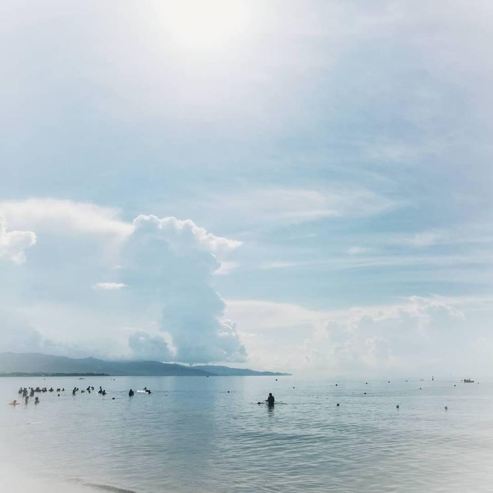 Il mare in agosto